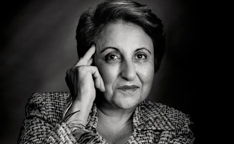 Meeting Shirin Ebadi