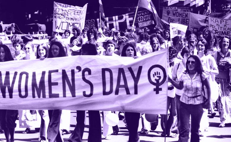 International Women's Day in Brussels