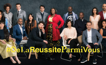 #DeLaReussiteParmiVous, more than a hashtag, a campaign to share