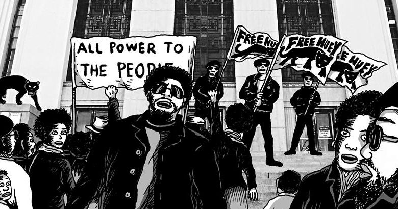 Black Panthers, Lives Matter Exhibition at Brass'Art