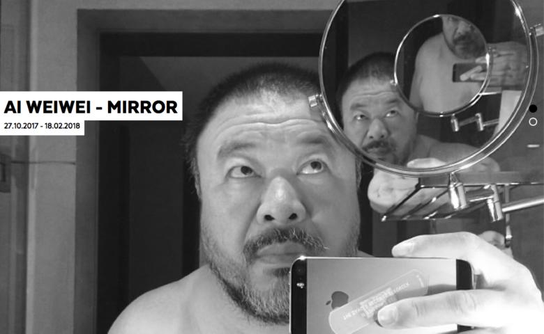 Ai Weiwei – Mirror Exhibition