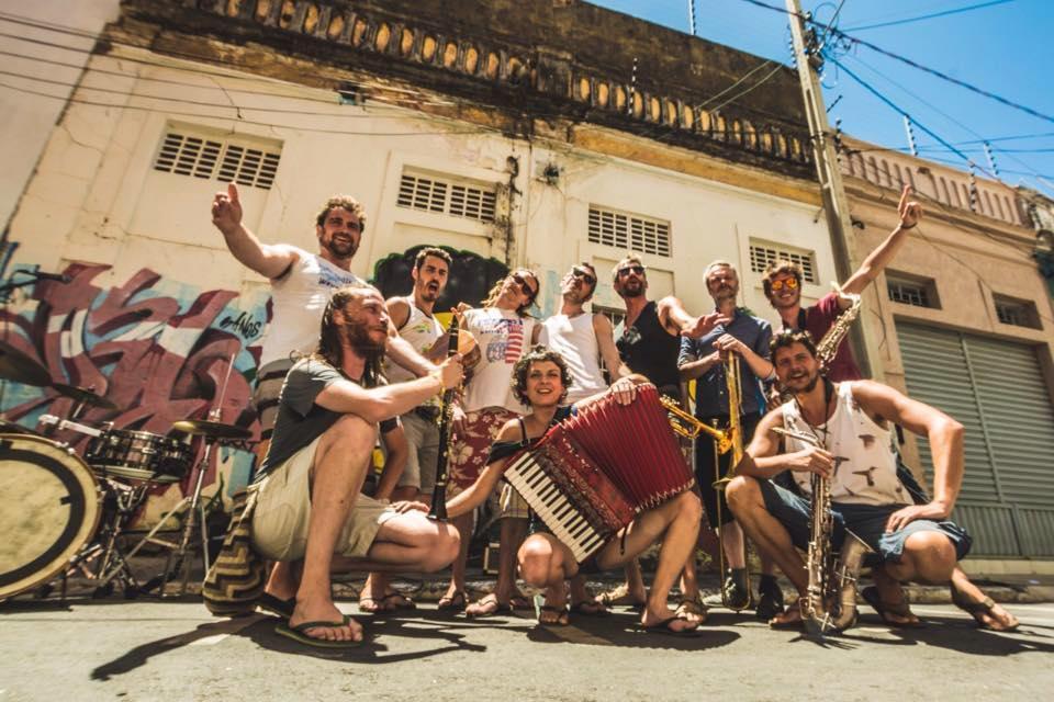 Solidarity Concert for BXLRefugees